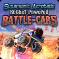 Supersonic Acrobatic Rocket-Powered Battle-Cars PlayStation 3 Front Cover