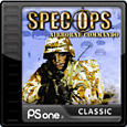 Spec Ops: Airborne Commando PlayStation 3 Front Cover