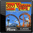 Sim Theme Park PlayStation 3 Front Cover 1st version