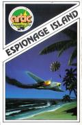 Espionage Island Commodore 64 Front Cover