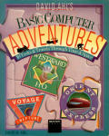 David Ahl's Basic Computer Adventures DOS Front Cover