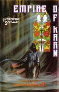 Empire of Karn Commodore 64 Front Cover