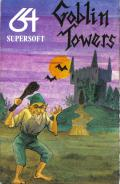 Goblin Towers Commodore 64 Front Cover