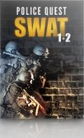 Police Quest: SWAT 1+2 Windows Front Cover