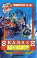 Seabase Delta Commodore 64 Front Cover