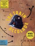 The Train: Escape to Normandy DOS Front Cover