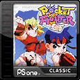 Pocket Fighter PlayStation 3 Front Cover