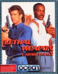 Lethal Weapon Commodore 64 Front Cover