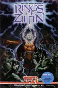 Rings of Zilfin DOS Front Cover