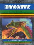 Dragonfire Intellivision Front Cover