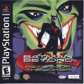 Batman Beyond: Return of the Joker PlayStation Front Cover