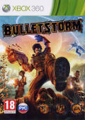Bulletstorm Xbox 360 Front Cover