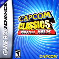 Capcom Classics: Mini Mix Game Boy Advance Front Cover
