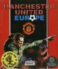 Manchester United Europe DOS Front Cover