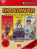 Roadwar: Bonus Edition DOS Front Cover