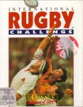 International Rugby Challenge DOS Front Cover
