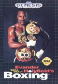 "Evander Holyfield's ""Real Deal"" Boxing Genesis Front Cover"