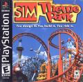 Sim Theme Park PlayStation Front Cover