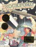 Rockford: The Arcade Game DOS Front Cover