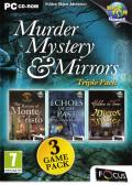 Murder Mystery & Mirrors  Triple Pack Windows Front Cover