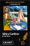 Africa Gardens Commodore 64 Front Cover