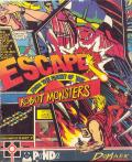 Escape from the Planet of the Robot Monsters DOS Front Cover