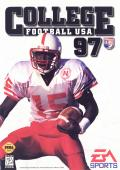 College Football USA 97 Genesis Front Cover