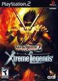 Samurai Warriors 2: Xtreme Legends PlayStation 2 Front Cover