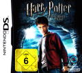 Harry Potter and the Half-Blood Prince Nintendo DS Front Cover