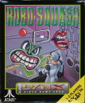 Robo-Squash Lynx Front Cover