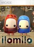 ilomilo Xbox 360 Front Cover second version