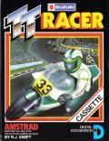 TT Racer Amstrad CPC Front Cover