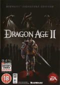 Dragon Age II (BioWare Signature Edition) Macintosh Front Cover
