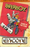 Paperboy Amstrad CPC Front Cover