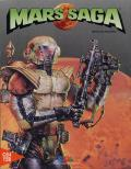 Mars Saga Commodore 64 Front Cover