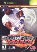 MLB Slugfest Loaded Xbox Front Cover