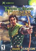 Robin Hood: Defender of the Crown Xbox Front Cover