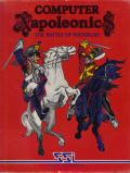 Computer Napoleonics: The Battle of Waterloo Apple II Front Cover