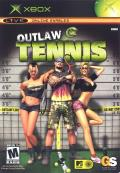 Outlaw Tennis Xbox Front Cover