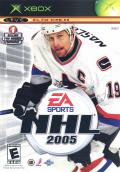 NHL 2005 Xbox Front Cover