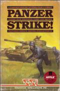 Panzer Strike! Apple II Front Cover