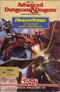 DragonStrike Amiga Front Cover