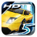 Asphalt 5 iPad Front Cover