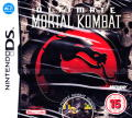Ultimate Mortal Kombat 3 Nintendo DS Front Cover