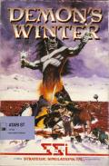 Demon's Winter Atari ST Front Cover