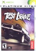 Test Drive Xbox Front Cover