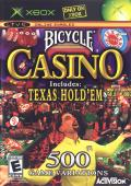 Bicycle Casino Xbox Front Cover