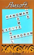 Xanagrams Amstrad CPC Front Cover