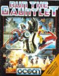 Run the Gauntlet Amstrad CPC Front Cover