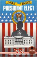 President Elect: 1988 Edition Commodore 64 Front Cover